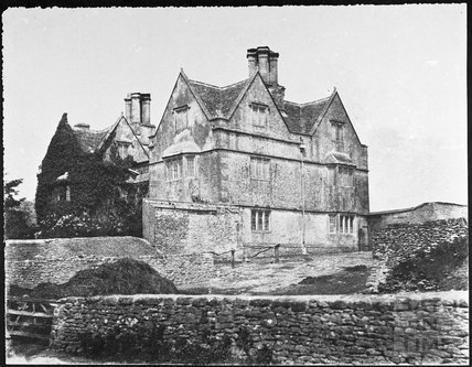 Cold Ashton Manor 1854