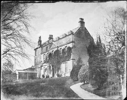 Beech House, Upper Swainswick c.1857