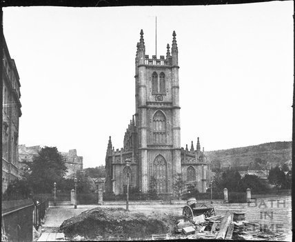 St. Mary's Church, Bathwick, Bath 1853/58