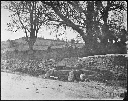 Horse Trough, Kelston Road, Weston, Bath 1856