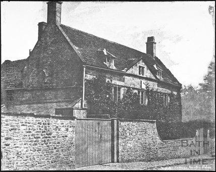Prospect Cottage, Newton St. Loe c.1855