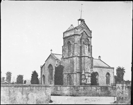 St. Nicholas Church, Winsley 1854