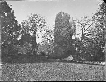 South Tower, Farleigh Castle 1857