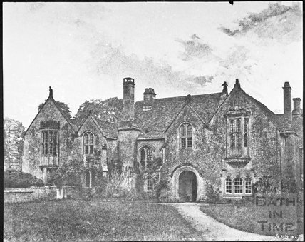 Great Chalfield Manor 1852