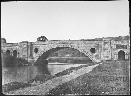 Newton Bridge, Newbridge, Bath 1859