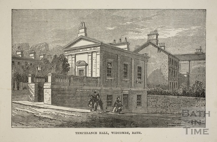Temperance Hall, Widcombe, Bath c.1870
