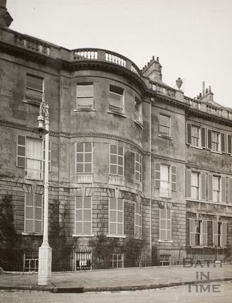 Beckford House, Lansdown Crescent, Bath