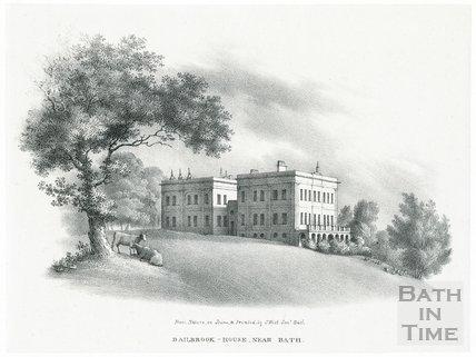 Bailbrook House c.1830