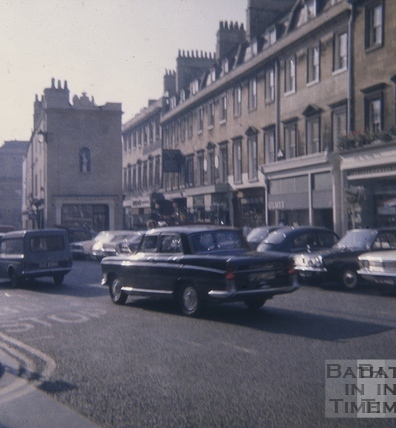 Old Bond Street, Bath 1960s