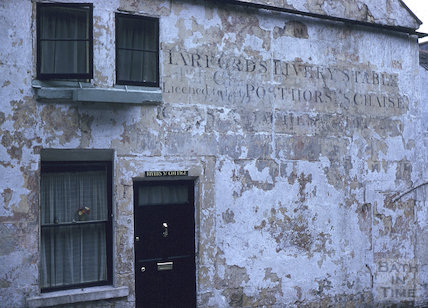 Rivers Cottage, Rivers Street Mews, Bath c.1960