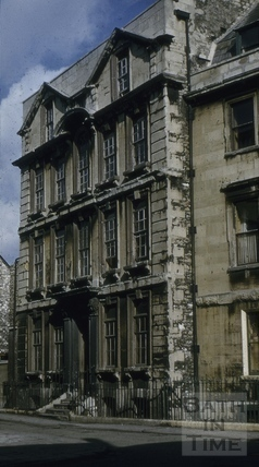3, St. James's Street, Bath 1956