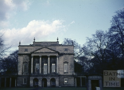 Holburne Museum, Bath 1969