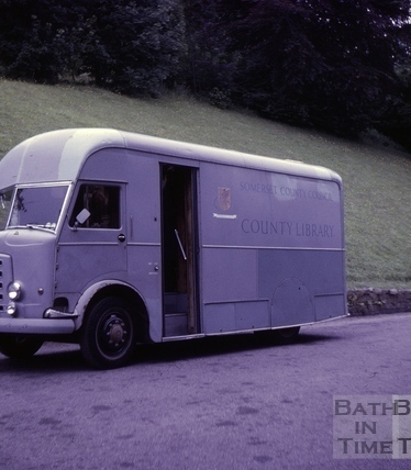 Somerset Mobile Library 1967