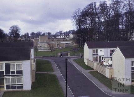 St. Michael's Junior School, Twerton, Bath 1972