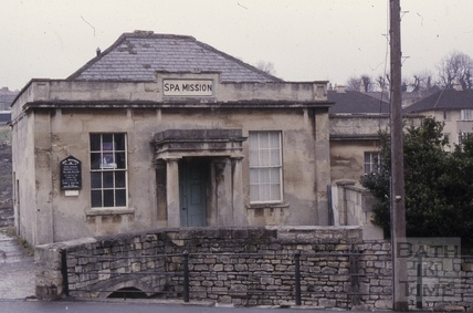 Spa Mission, Larkhall, Bath c.1970