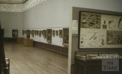 The Victoria Art Gallery, Bath c.1970