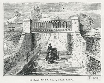 Victoria Bridge Road, Bath