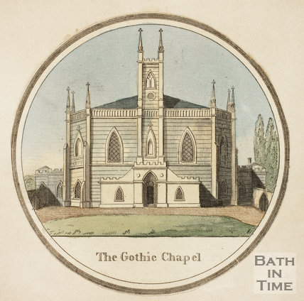 All Saints' Chapel, Lansdown, Bath 1794