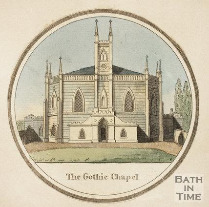 All Saints' Chapel, Lansdown, Bath 1794