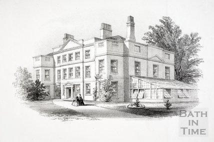 Lansdown Grove, Lansdown Hill, Bath
