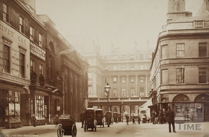 Grand Pump Room and Library, Bath 1887