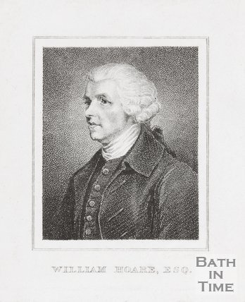 Portrait of William Hoare Esq.