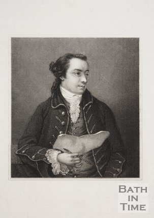 Portrait of the artist William or Prince Hoare.