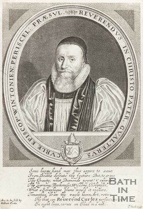 Portrait of Rev. Curles of Winchester