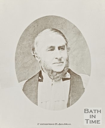 Photograph Lord Arthur Hervy Bishop of Bath and Wells