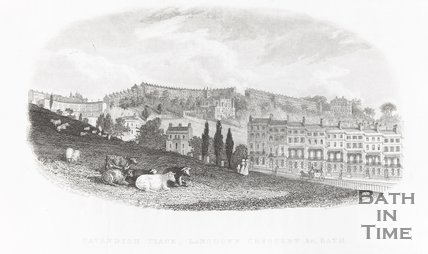 Cavendish Place c.1837