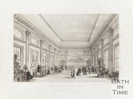 Grand Pump Room Bath 1841