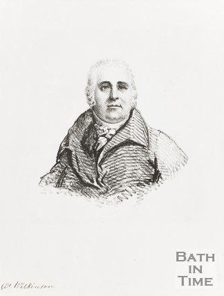 Portrait of Dr. Wilkinson