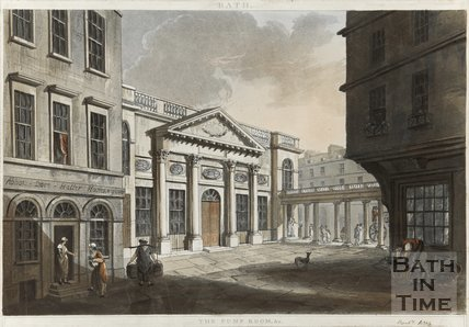 The Pump Room, November 1804