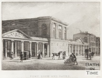 Pump Rooms and Baths 1830