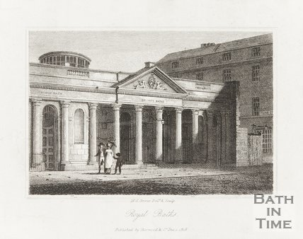 Royal Baths December 1st 1818