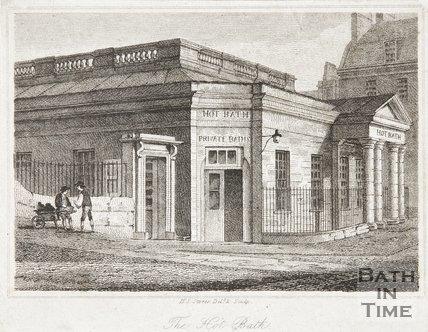 The Hot Bath December 1st 1818