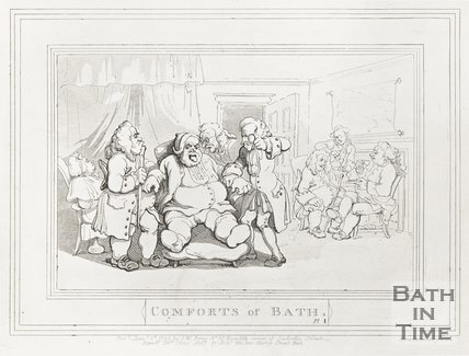 Comforts of Bath January 6th 1798, June 16th 1857