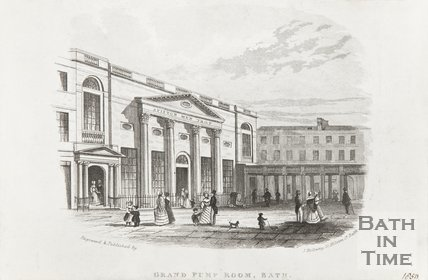 Grand Pump Room Bath 1845
