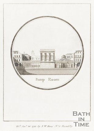 The Pump Room January 26th 1793
