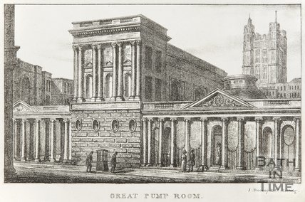 The Great Pump Room