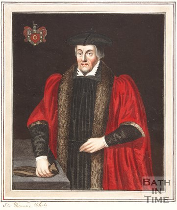 Sir Thomas White, Founder of St. Johns College Oxford