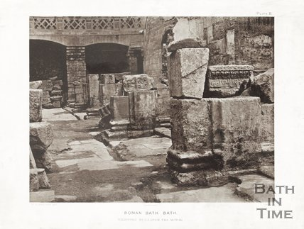 Photograph Roman Bath