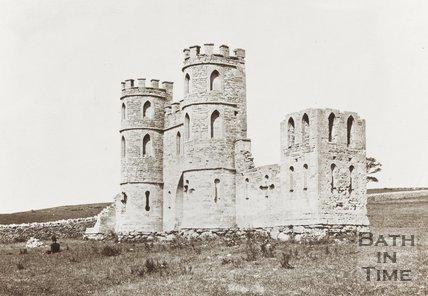 Sham Castle, c.1860