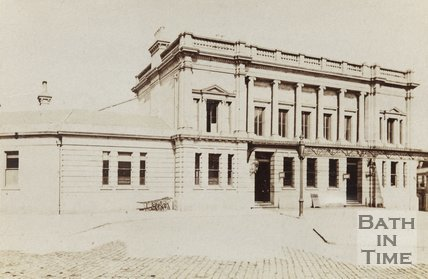 Green Park Station, c.1870