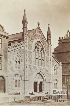 Hay Hill Baptist Church, Paragon, c.1870