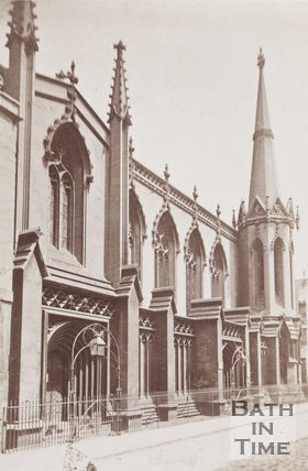 Holy Trinity Church, c.1870