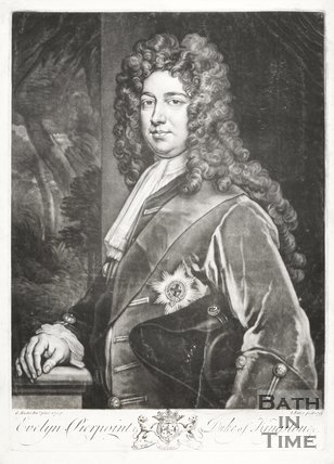 Evelyn Pierrepont, Duke of Kingston &c, 1773