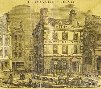 10 Orange Grove 1857