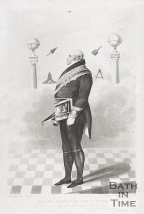 Portrait of HRH The Duke of Sussex