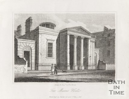 Freemasons Hall, York Street, December 1818